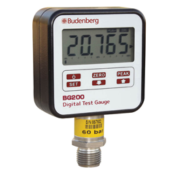 Digital Pressure Test Gauge, 0.1% Accuracy