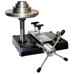 Dual Range Dead-Weight Tester 1 to 1200 bar