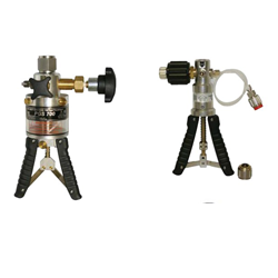 Pneumatic and Hydraulic Hand Pumps