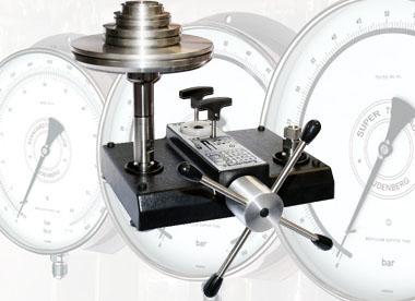 budenberg dead weight tester manual
